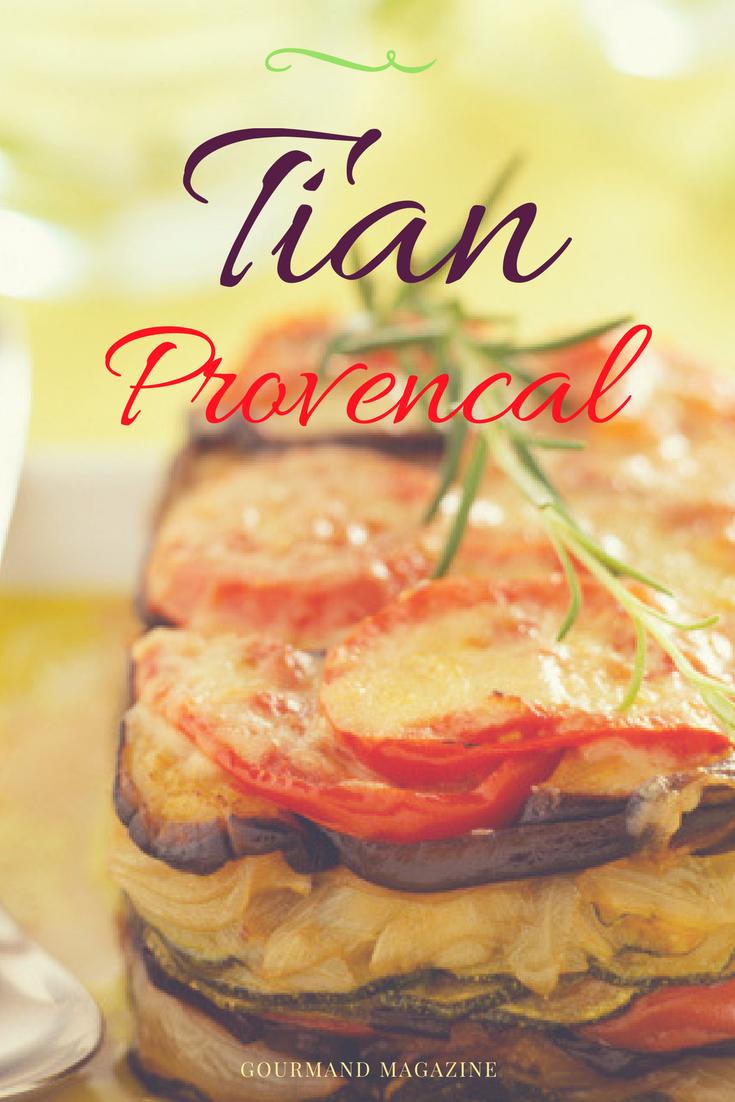 Recette Facile Du Tian Provencal le tian provençal, une recette de cyril lignac