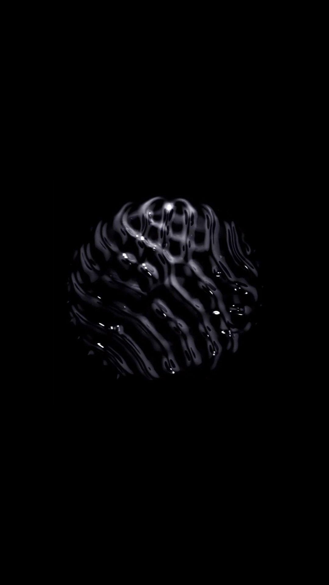 Beautiful Jet Black Wallpaper Iphone