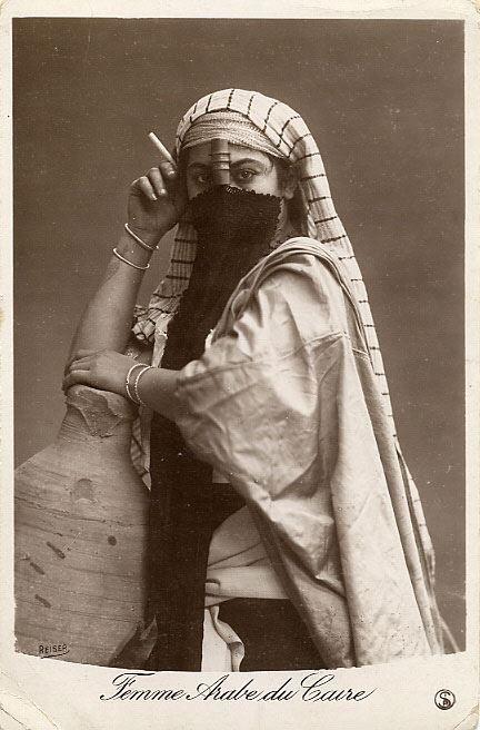 Geile ägyptische Frauen
