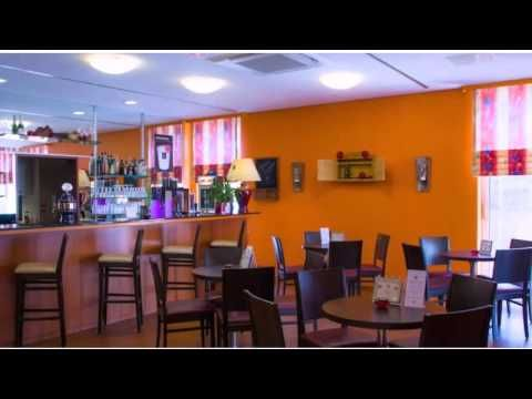 Star Inn Hotel Regensburg Zentrum - Regensburg - Visit http://germanhotelstv.com/hotelstarinn Just 200 metres from Regensburg Train Station this hotel offers free WiFi throughout a 24-hour bar and a breakfast room with panoramic city views. -http://youtu.be/DmrzoH7XTvc