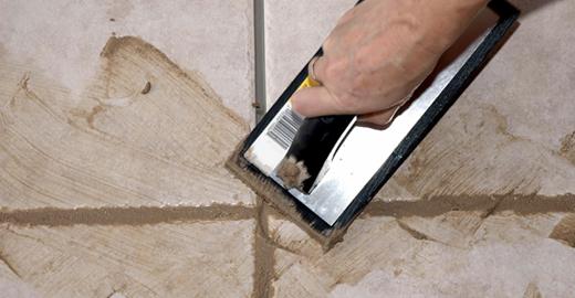 DIY Alterna Groutable Tile Flooring Installation