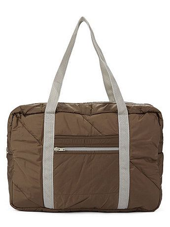 American Arel Quilted Laptop Bag