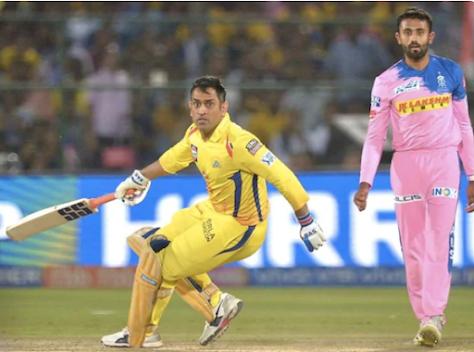 Former India batsman Gautam Gambhir has slammed Chennai