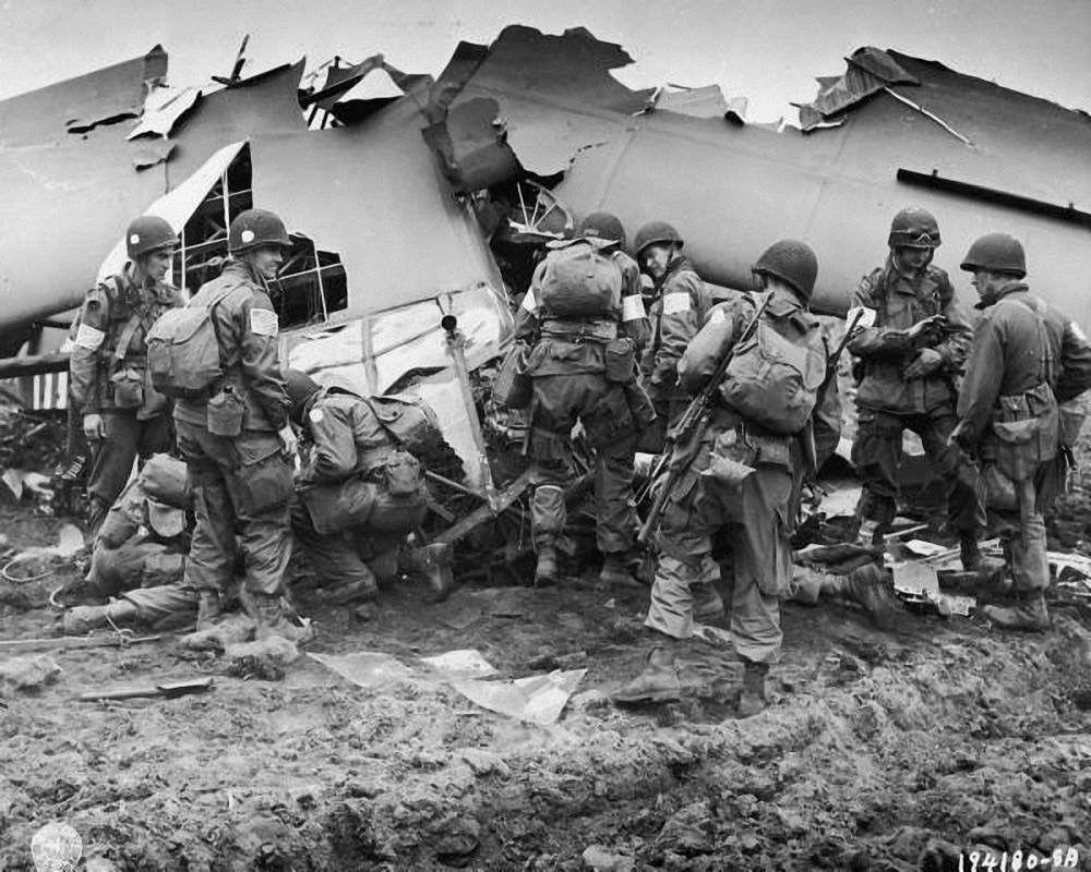 Marketgarden 1944  PETIT-DIEULOIS