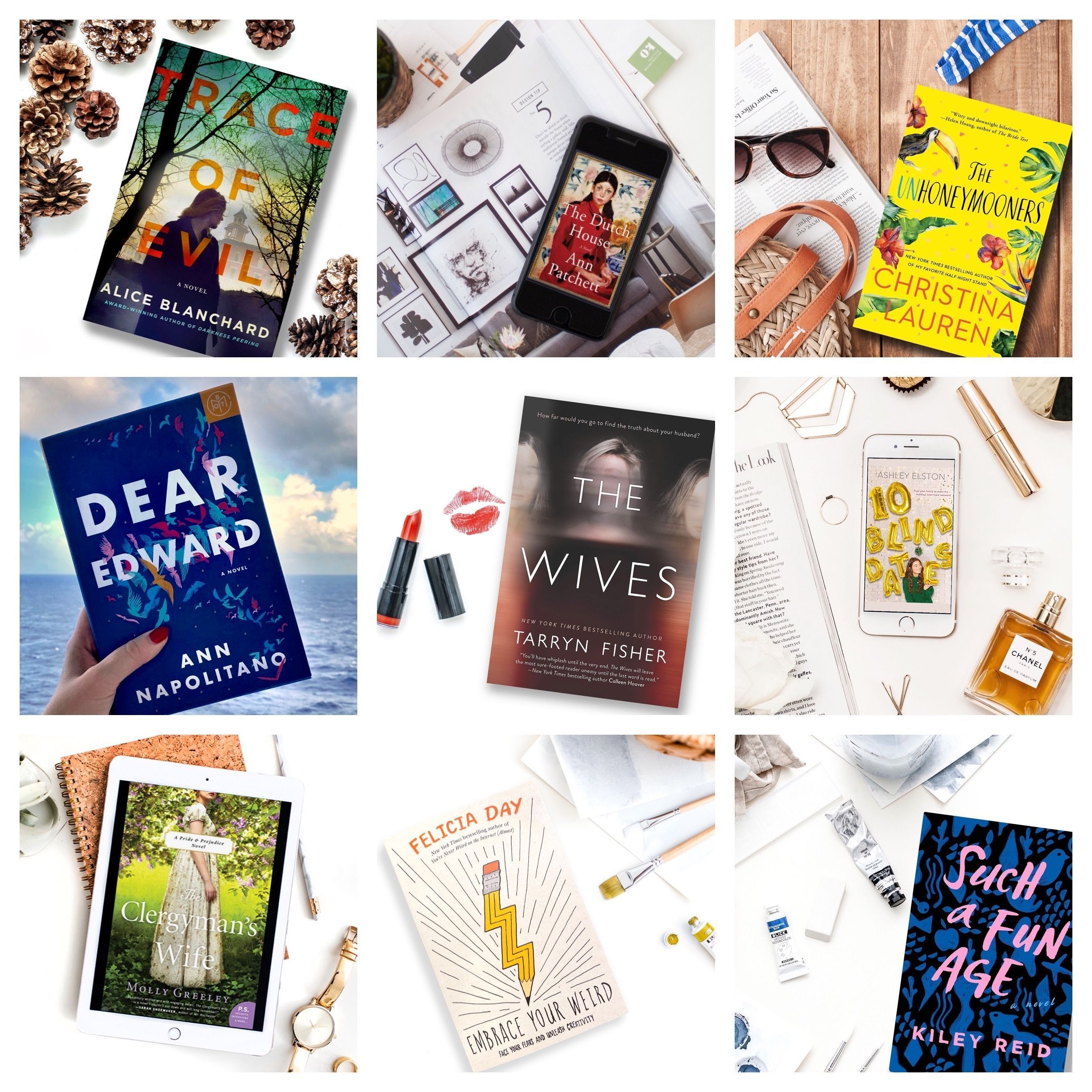 Little bit late, but here is my December wrapup. I read