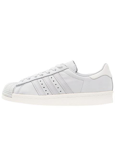 6e4cd9383856b ... adidas Originals SUPERSTAR 80S - Sneaker low - light solid grey white  vapour für 119