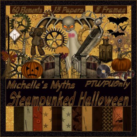 Steampunked Halloween