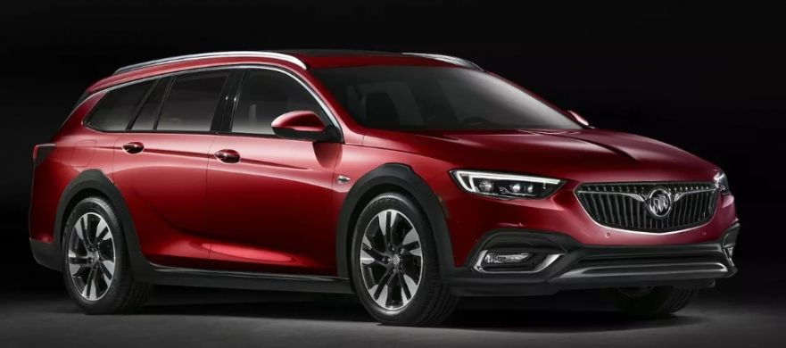 2020 Buick Regal Tourx Rumors | 2020 Car Rumors | Buick ...