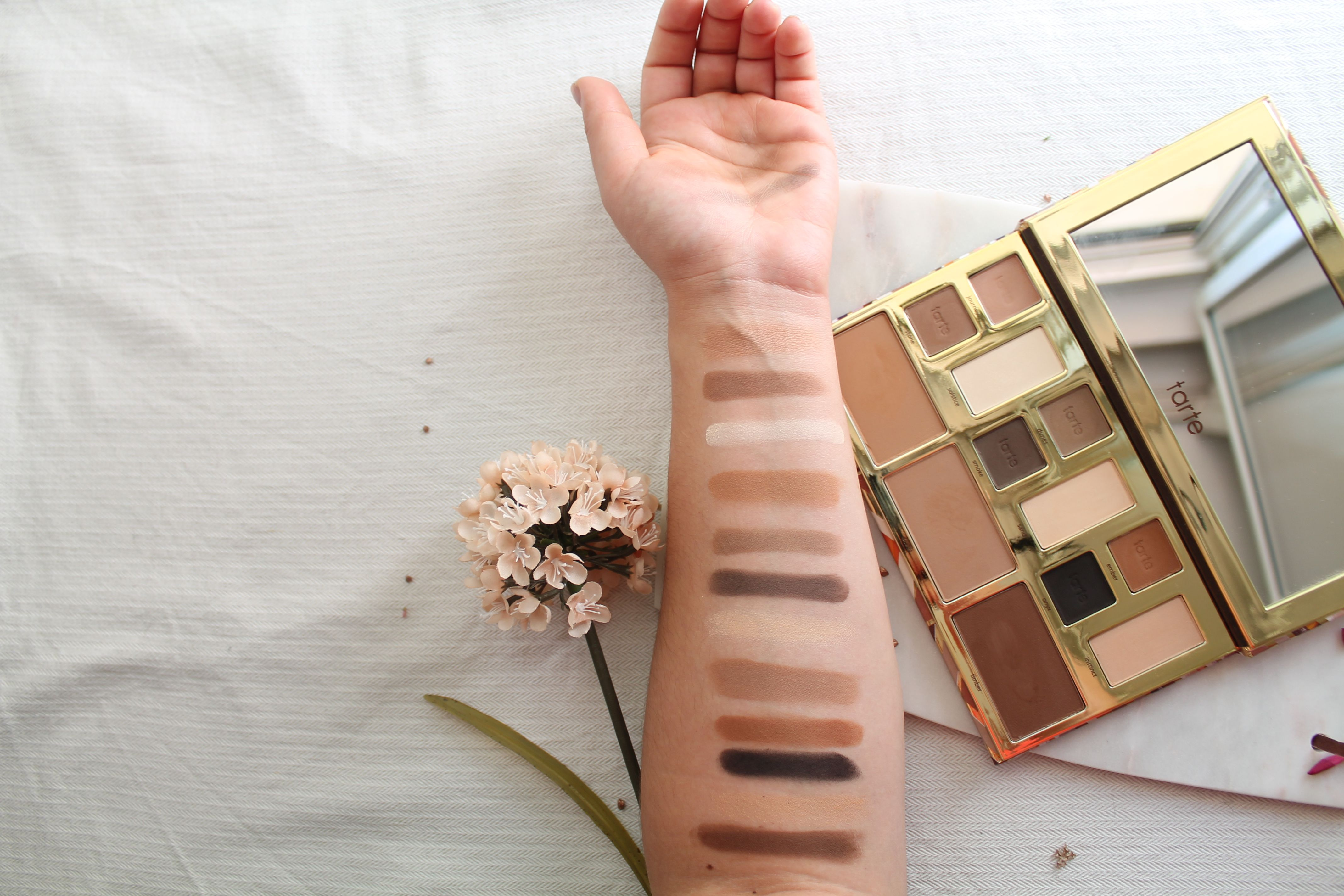 Clay Play Face Shaping Palette - Volume I by Tarte #4