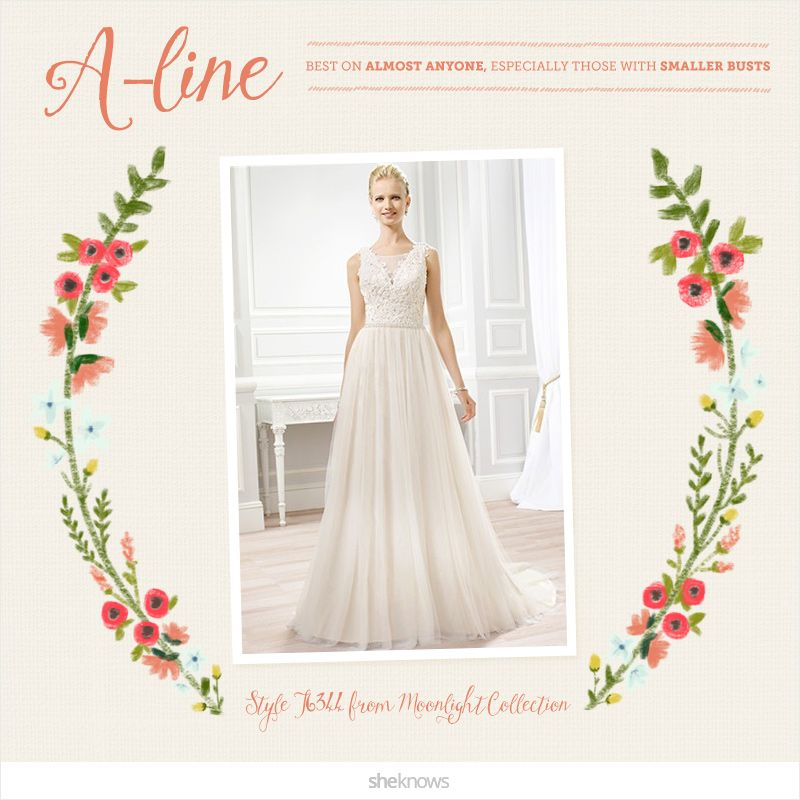 Wedding Gowns For Hourglass Figures: The Best Wedding Dress Shape For Your Body Type, According
