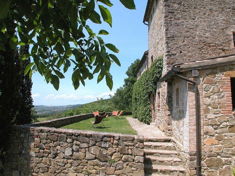 Location Maison En Toscane, Demeure Du0027exception Avec Piscine Privée à  Sarteano, Province De Sienne, Référence Ludovico