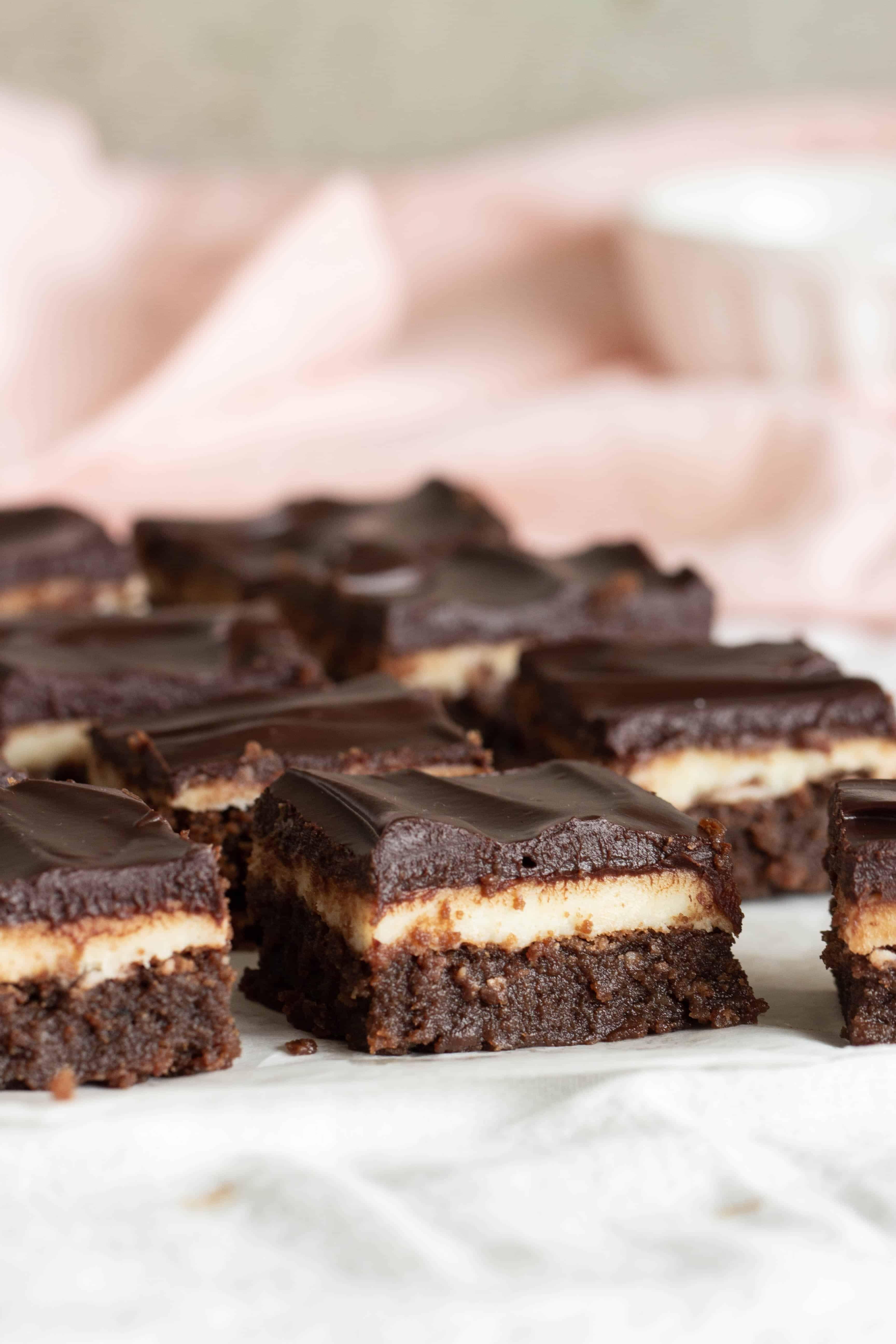 Chocolate Peppermint Cake Recipe by Lauren Gordon