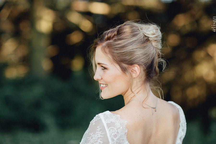 Chronique Coiffure Et Maquillage Beauty Art Coiffure Lyon Mariage Blonde Chignon Serre Coiffures Romantiques Coiffure Robe De Bouquetiere