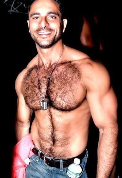 Hot gay men hairy