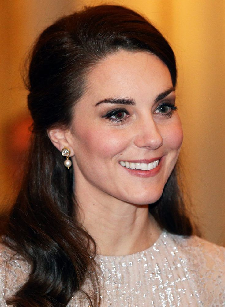 Was Kate Middleton's Recent Look Plucked From The Oscars Red Carpet?