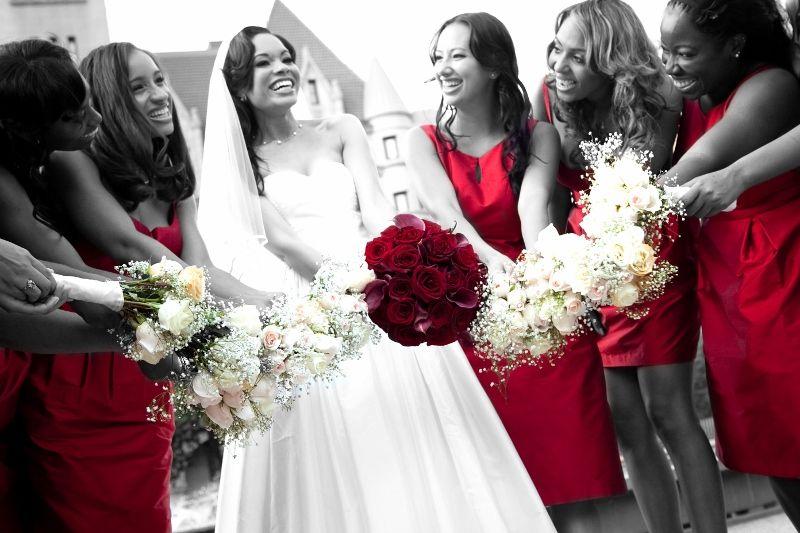 0African American Wedding