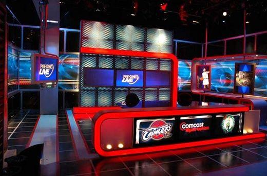 Comcast Sports Photos Added Cenario Estudio In Touch