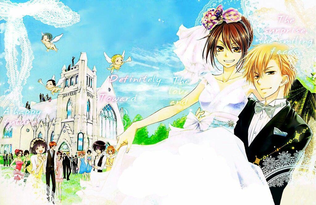 Картинки мисаки и усуи свадьба