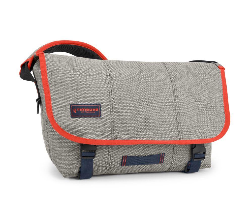 Timbuk2 Classic Messenger Bag Medium Schoudertas - Grey Solstice Grijs | Shop4Rugzakken