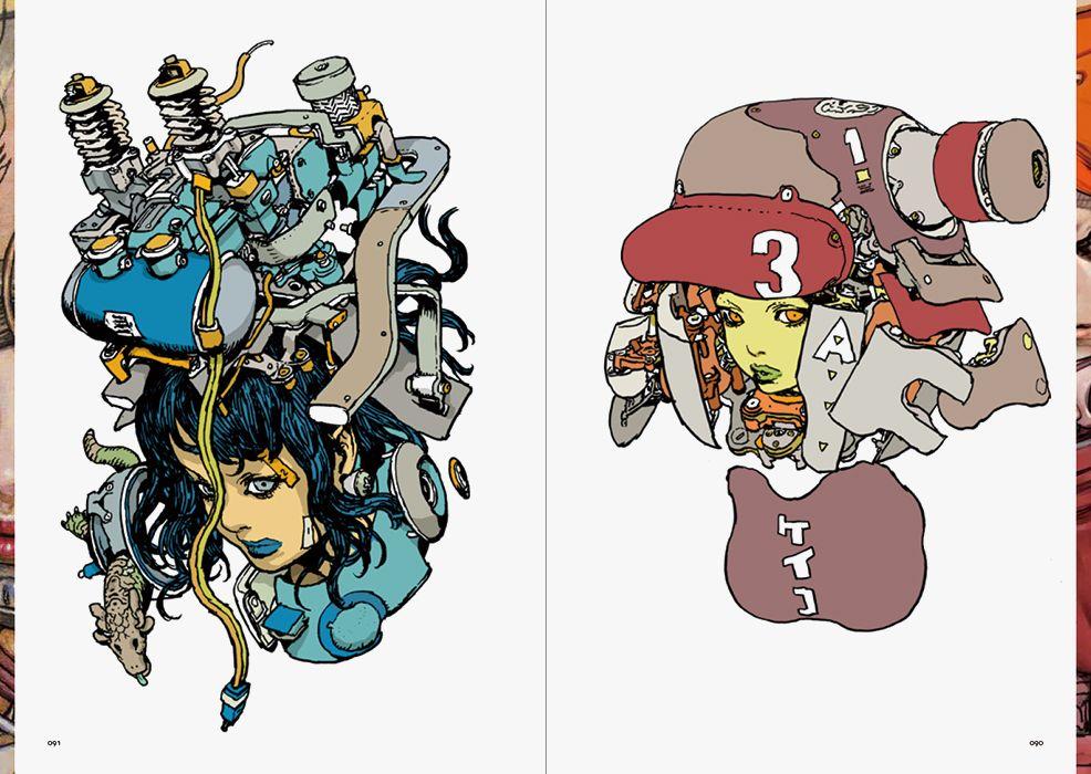 絵を描いて生きていく方法 イラストレーター コミックアート イラスト