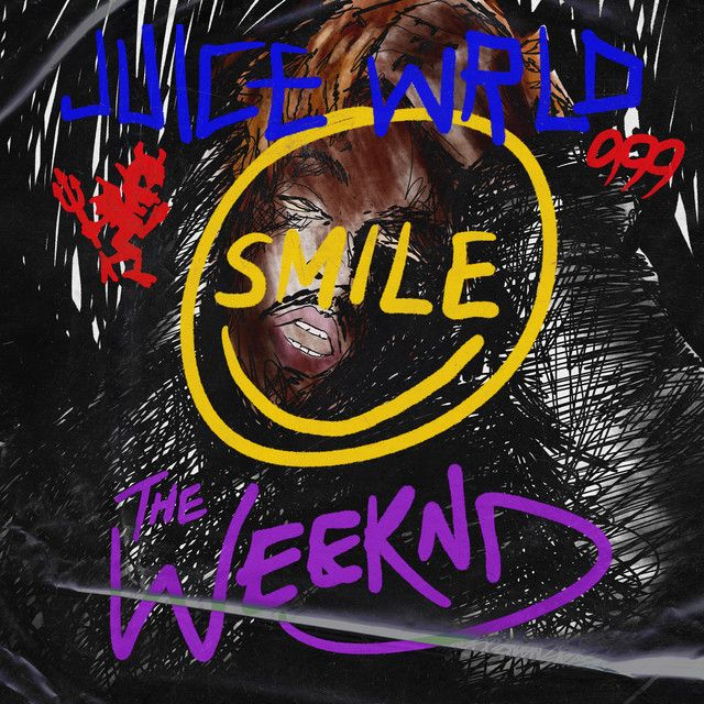 Smile (with The Weeknd) Single by Juice WRLD, The Weeknd