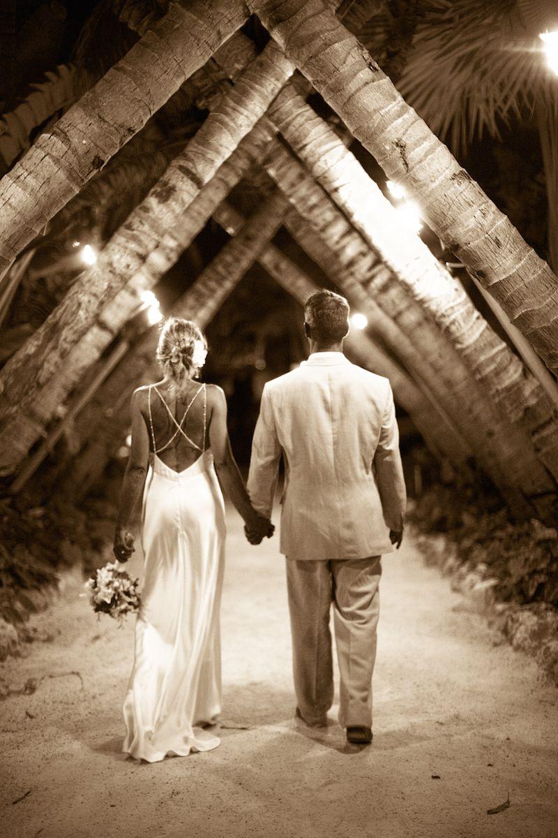 The tropical paradise wedding venue cheeca lodge u spa erica