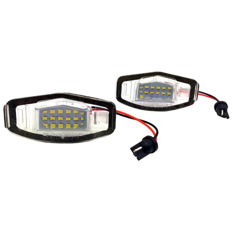 SMD 18Leds LED License Plate Lights Number Plate Light For
