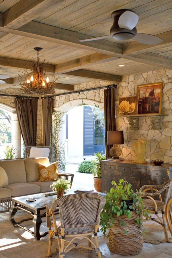 31 Inspiring And Stylish Outdoor Room Design Ideas Part 72