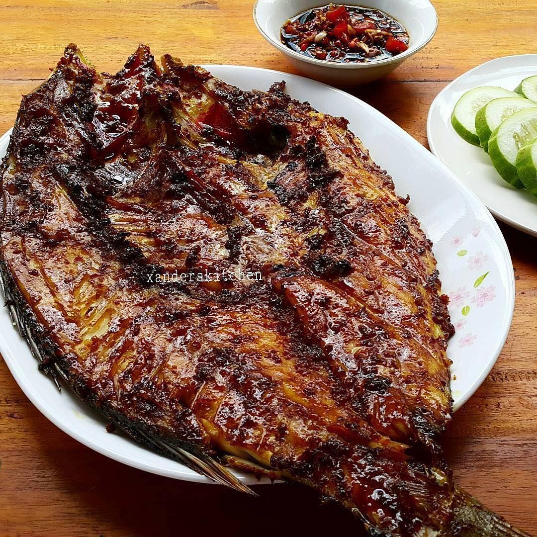 Resep Ikan Bakar Bumbu Kecap Resep Ikan Bakar Resep Ikan Ikan Bakar