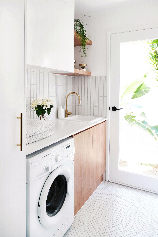 My Laundry Renovation Revealed House Home Magazine Laundry