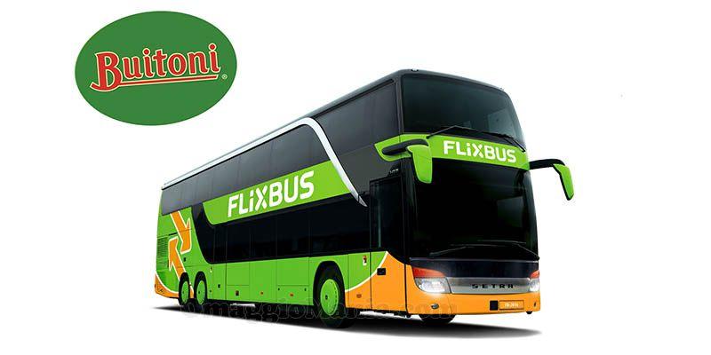 Buono Sconto Flixbus In Regalo Con Buitoni Regali Notizie Concorsi