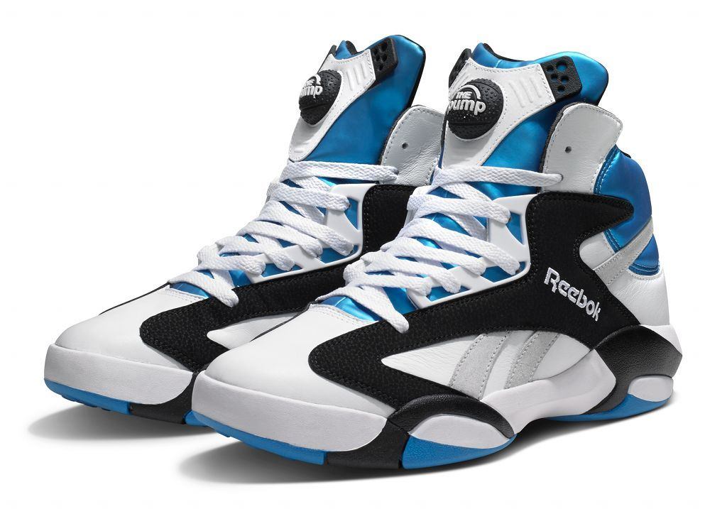 reebok running shoes 2013. reebok classics 2013 shaq attaq: originally released in 1992 and worn by shaquille o\u0027neal throughout the nba season on his way to rookie of year honors running shoes