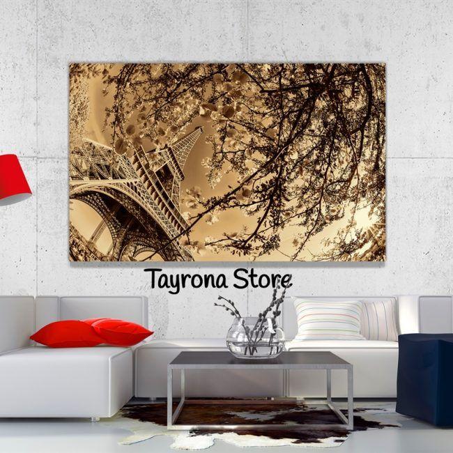Cuadro Decorativo Tayrona Store Para Sala o Alcoba Paris 21 Vintage ...