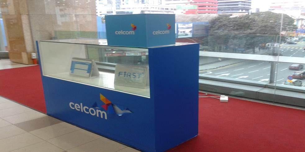 Celcom business portal