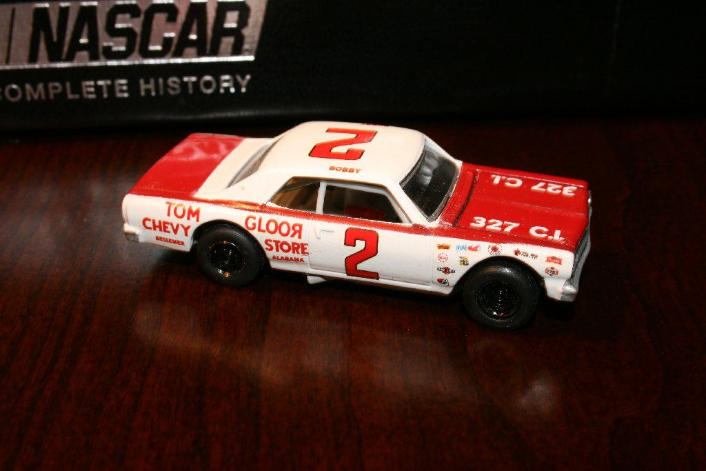 Bobby Allison 1965 Tom Gloor Chevy Store Chevrolet Chevelle Late ...