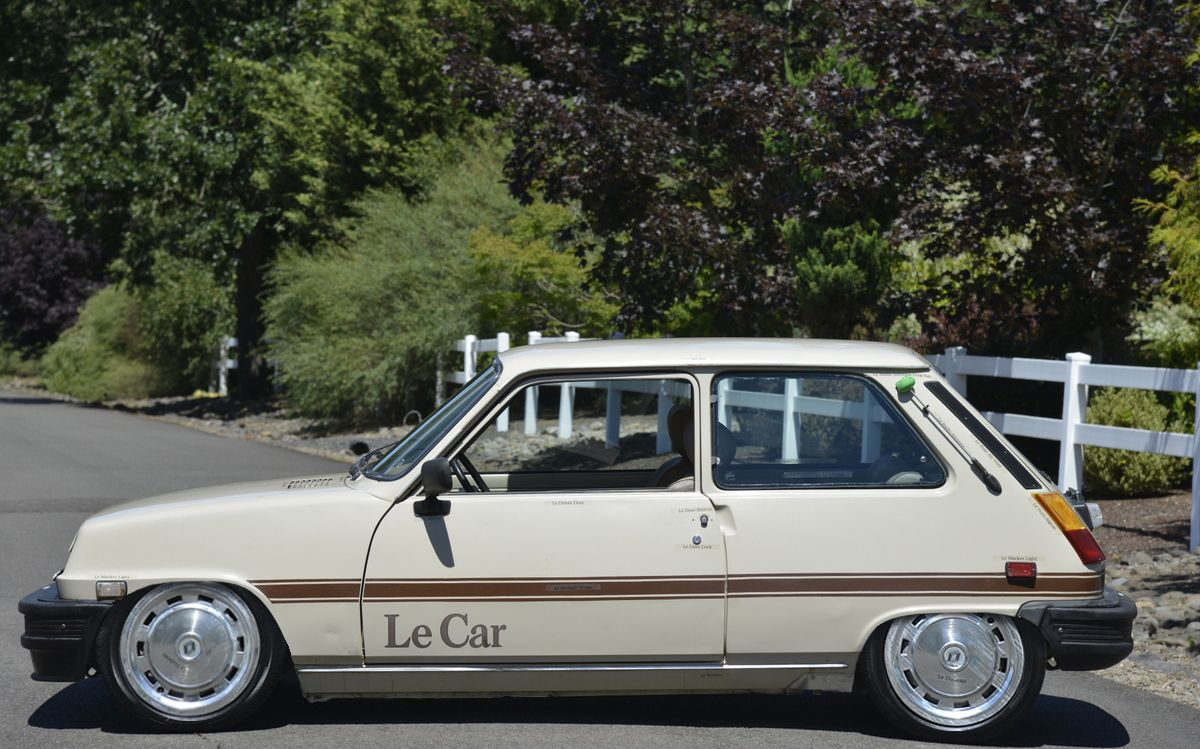 1980 Renault Le Car | Welcome to Slamda Lamda! ™ | Pinterest ...
