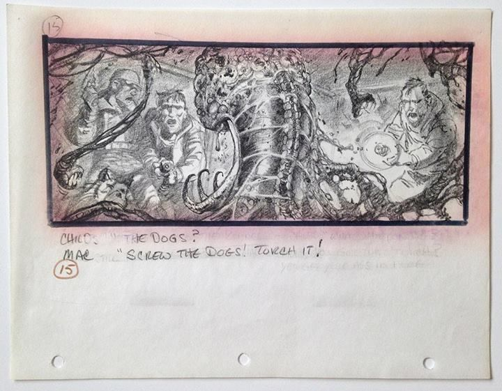 The Thing by Mike Ploog