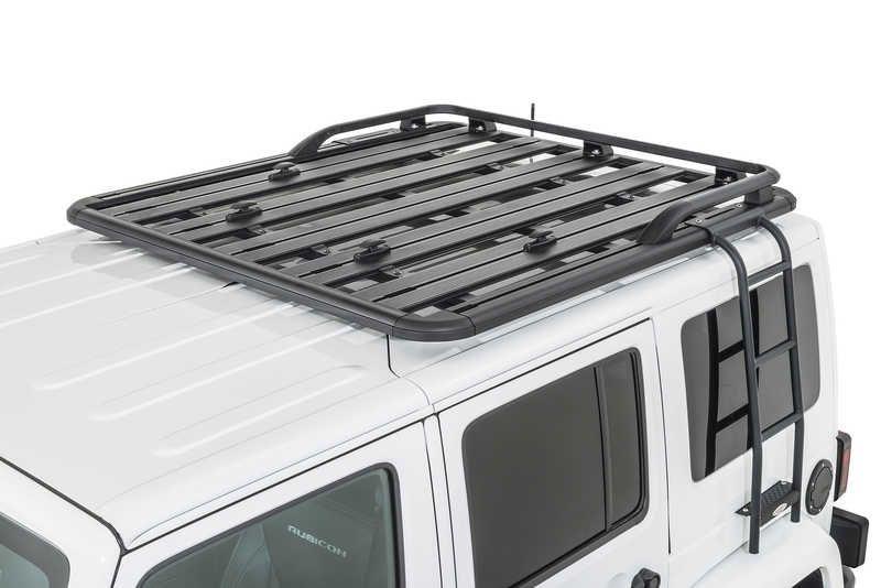 Maximus 3 0300 006pbr 60b Rear Platform Rail Kit For 07 17 Jeep