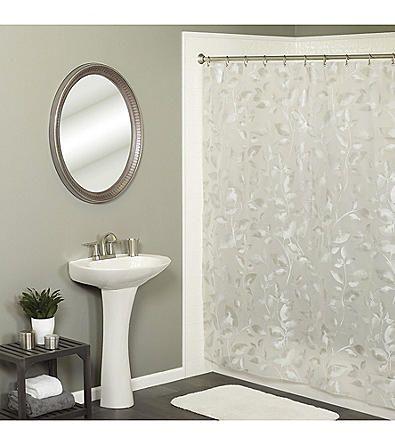 Zenna HomeTM Anthology Botanical Shower Curtain