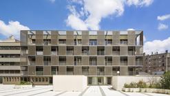 Galeria - Residência Estudantil / Lacroix Chessex - 1