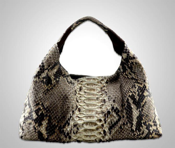 Python Handbags For A More Formal You