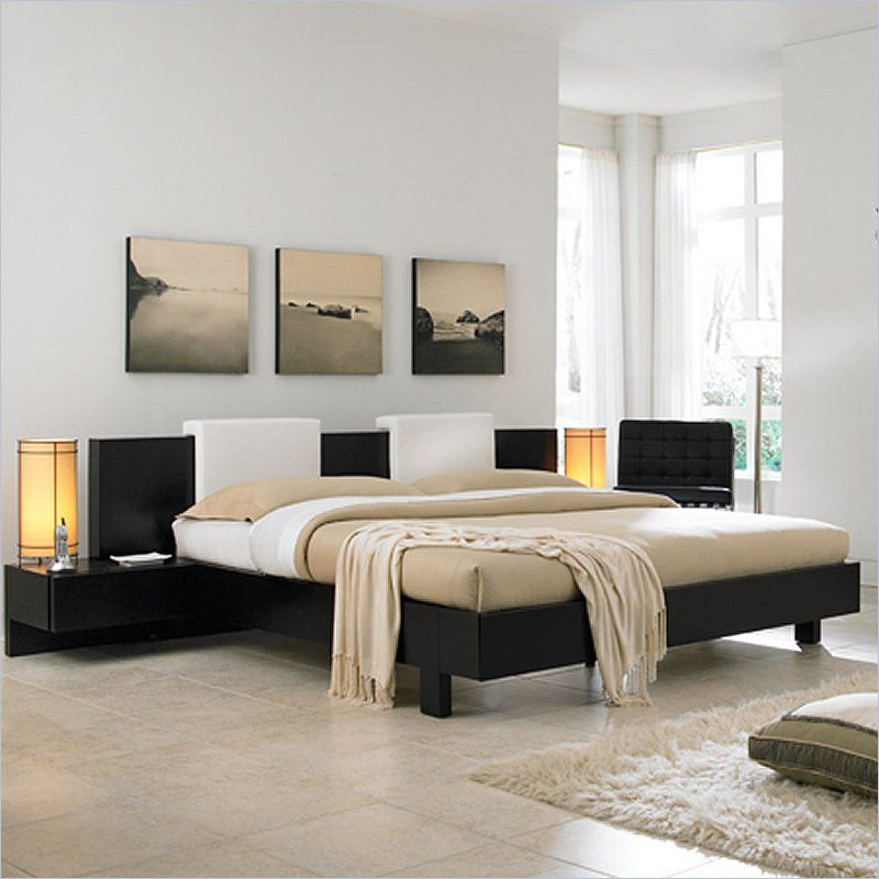 Minimalist Decoration: Nice Neutrals Love The Bed