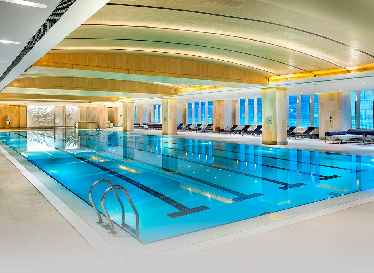 Beijing Health Club Fitness Centre Kerry Hotel