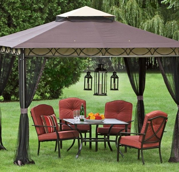 Outdoor Gazebo Lighting Endearing Outdoor Gazebo Lighting Chandelier  Outdoor Gazebos Chandeliers Decorating Inspiration