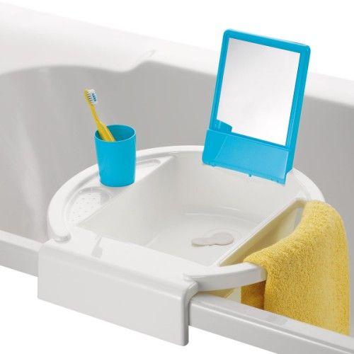 lavabo d 39 apprentissage blanc oxybul pour enfant de 1 an et. Black Bedroom Furniture Sets. Home Design Ideas