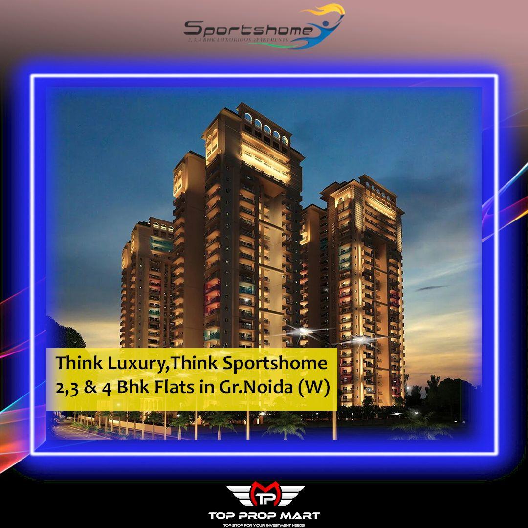 Flats In Noida In 2020 Noida Buy Flats Flat Apartment