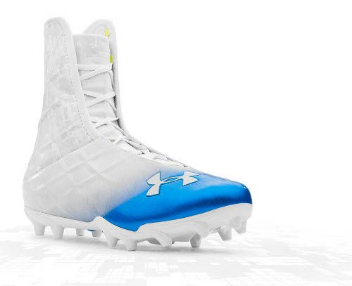 2013 under armour football cleats