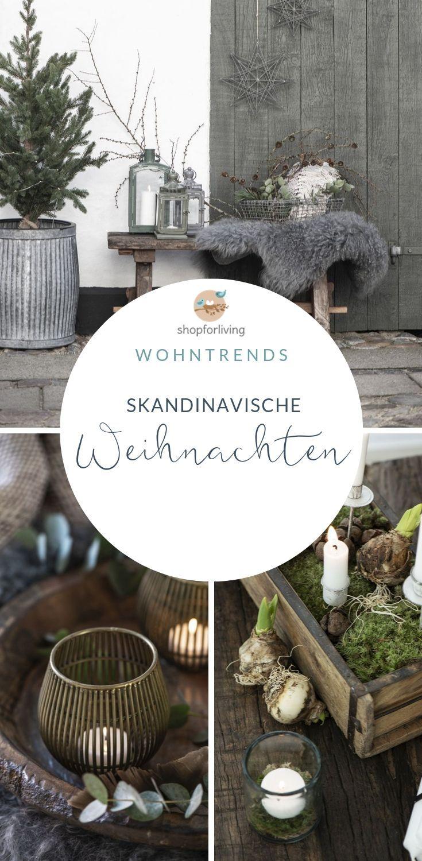 Skandinavische Weihnachtsdeko #xmasdecorations