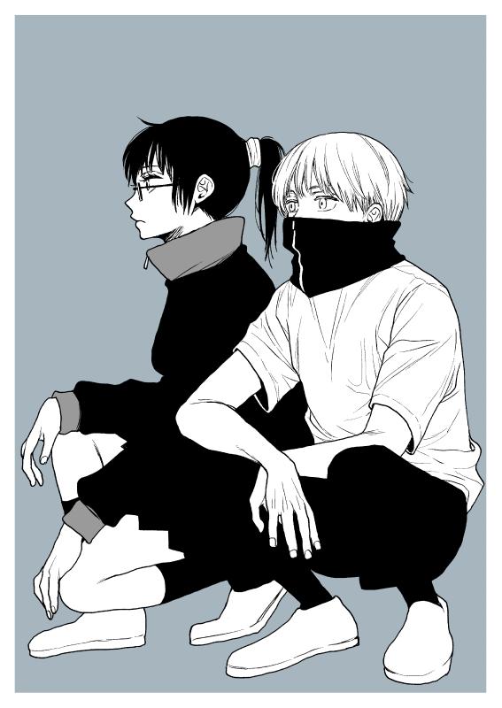 水玉 on twitter jujutsu anime characters manga anime