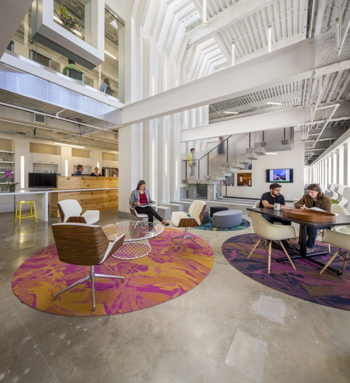 Atlanta   Lord Aeck Sargent: Architecture And Design Firm Lord Aeck Sargent  Designed Its Own